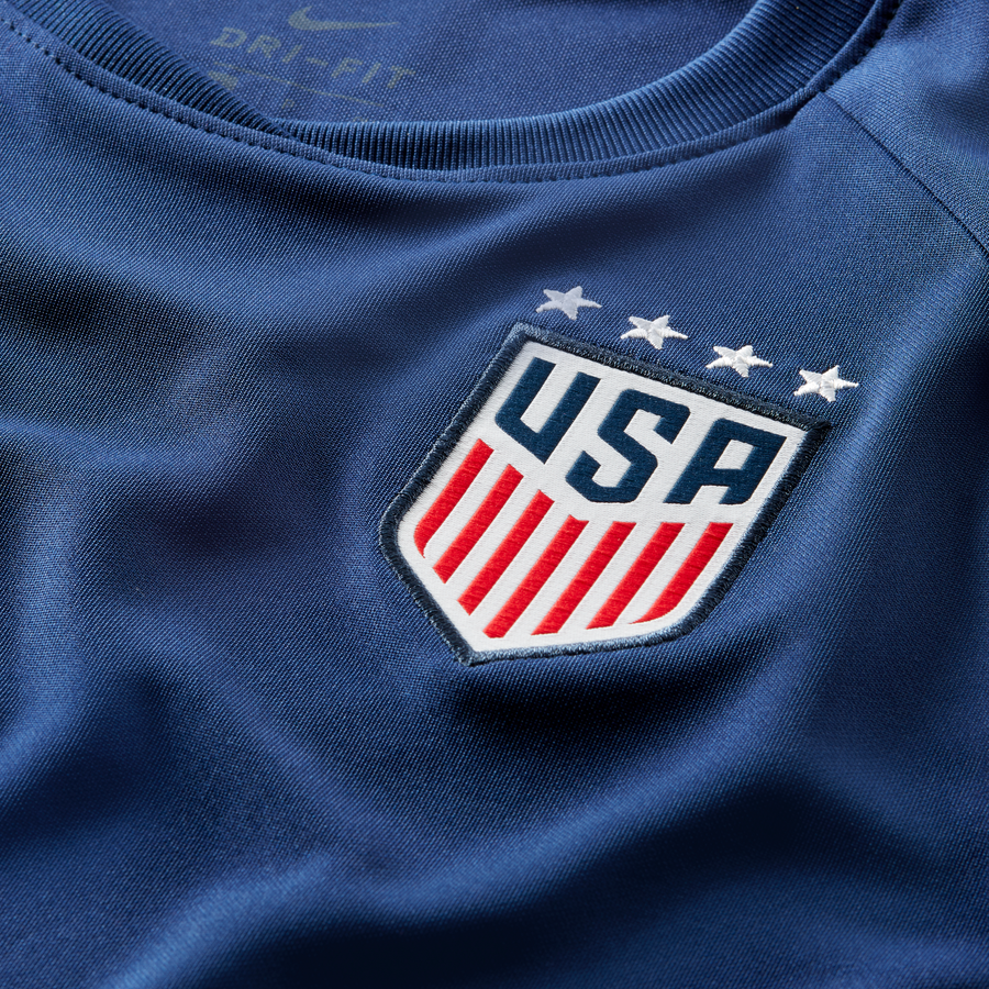 USWNT Women's Dry Top - Soccer90