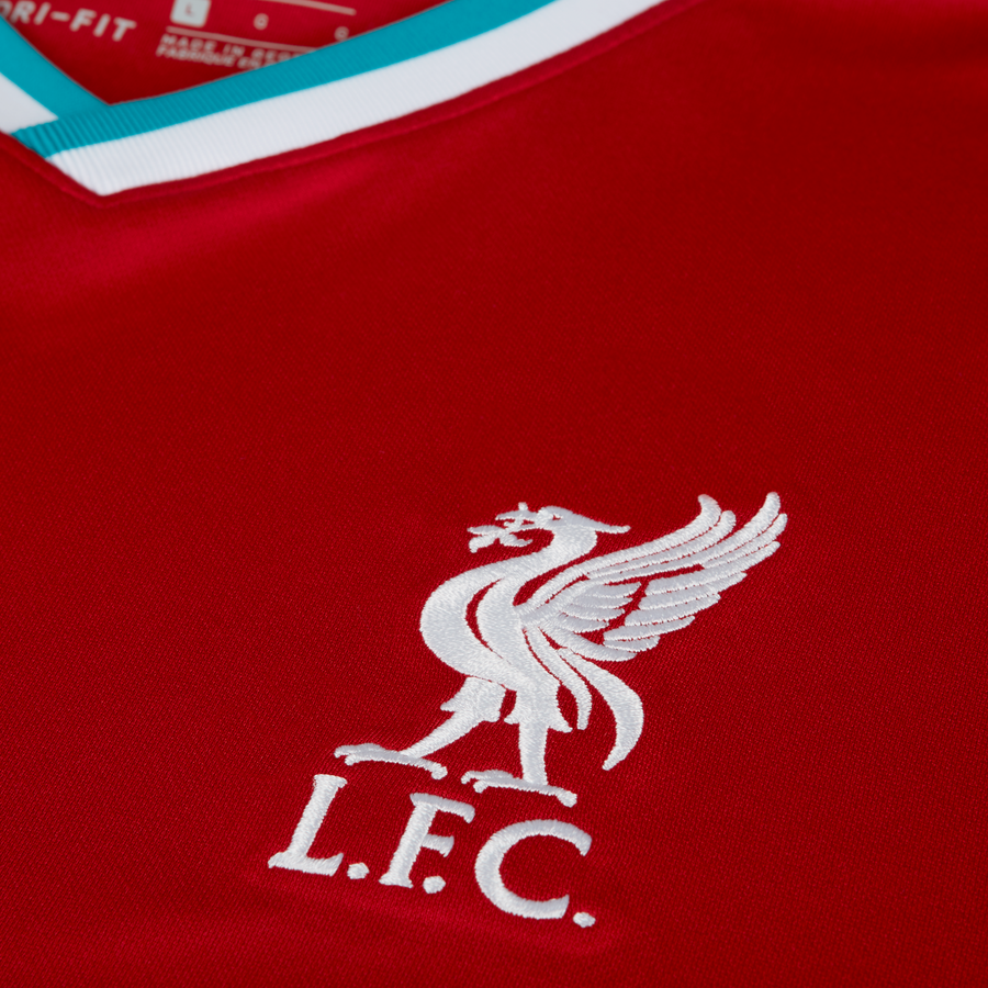 20/21 Liverpool Home Stadium Jersey - Soccer90