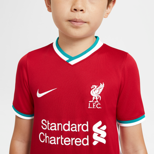 20/21 Liverpool Youth Home Jersey - Soccer90