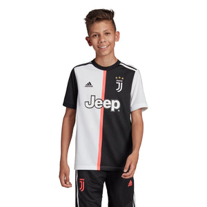 19/20 Youth Juventus Home Jersey - Soccer90
