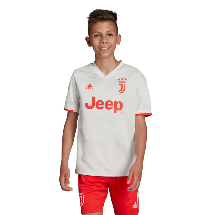 19/20 Youth Juventus Away Jersey - Soccer90