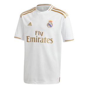 19/20 Youth Real Madrid Home Jersey - Soccer90