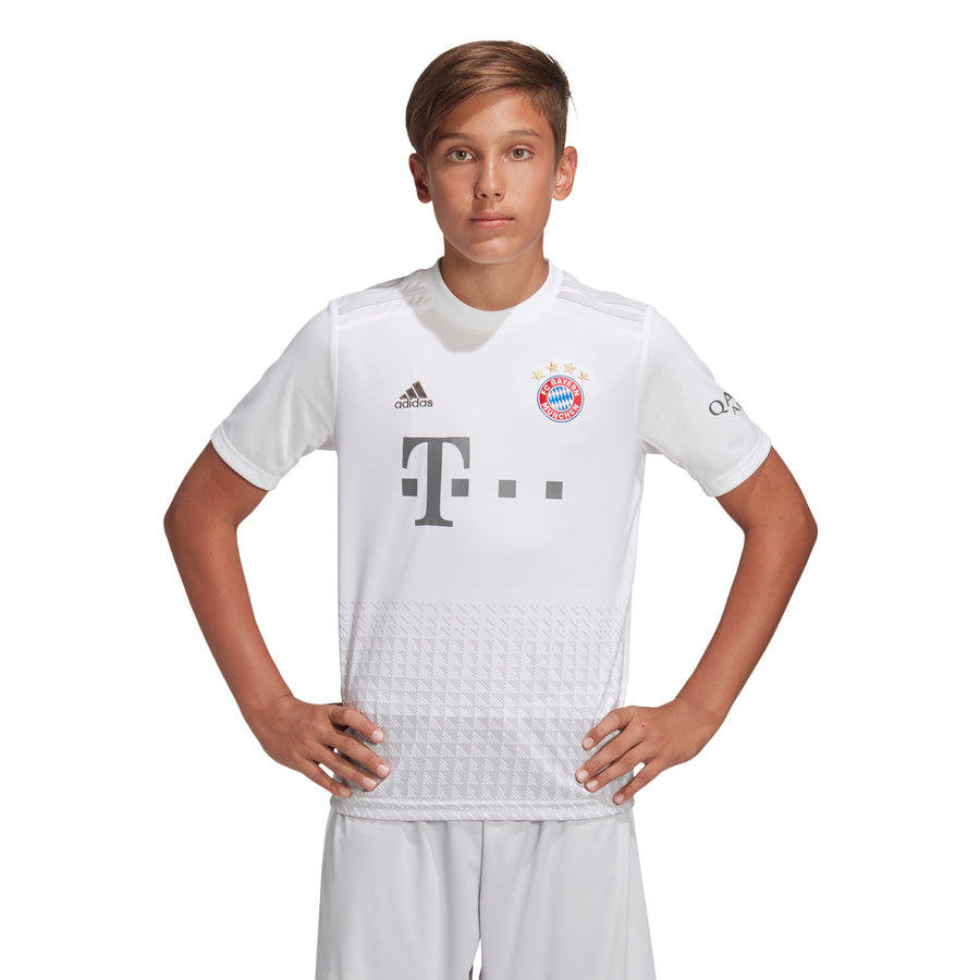 19/20 Youth Bayern Away Jersey - Soccer90