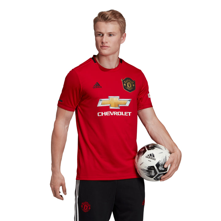 19/20 Manchester United Home Jersey - Soccer90