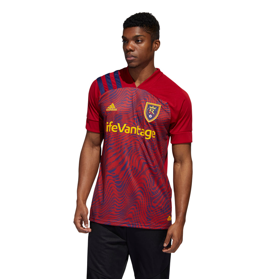 20 Real Salt Lake Home Jersey - Soccer90