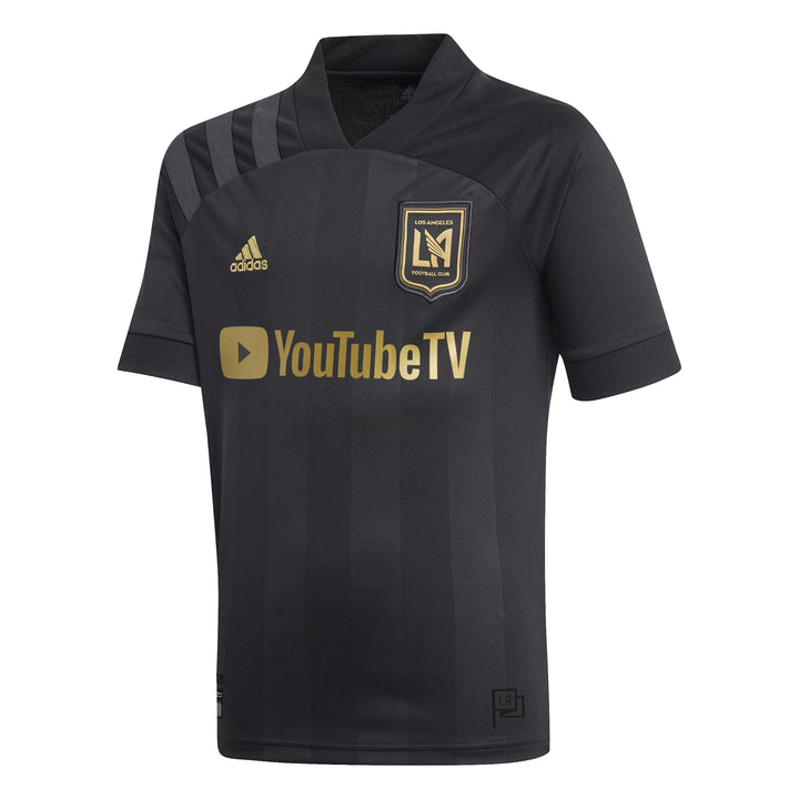 20 Youth LAFC Home Jersey - Soccer90