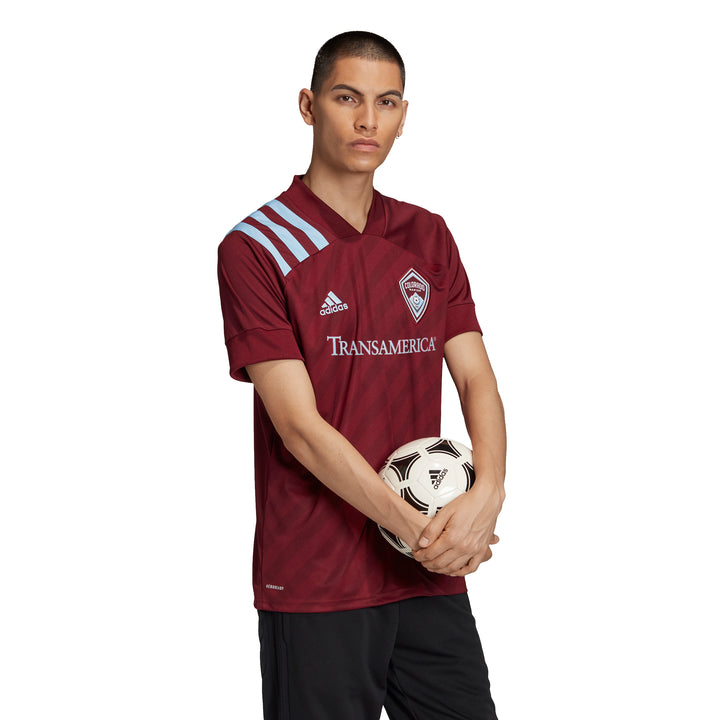 20 Colorado Rapids Home Jersey - Soccer90