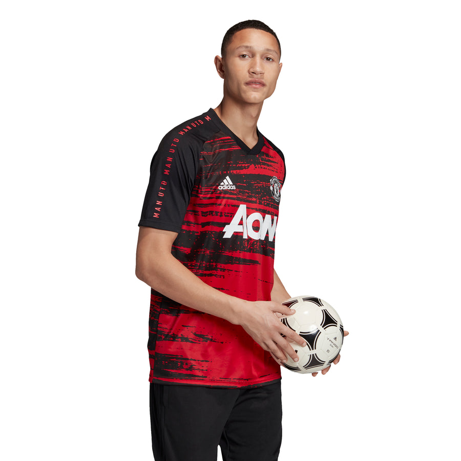 Manchester United Pre-Match Jersey - Soccer90