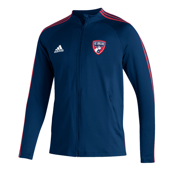 FC Dallas Adidas Anthem Jacket - Soccer90