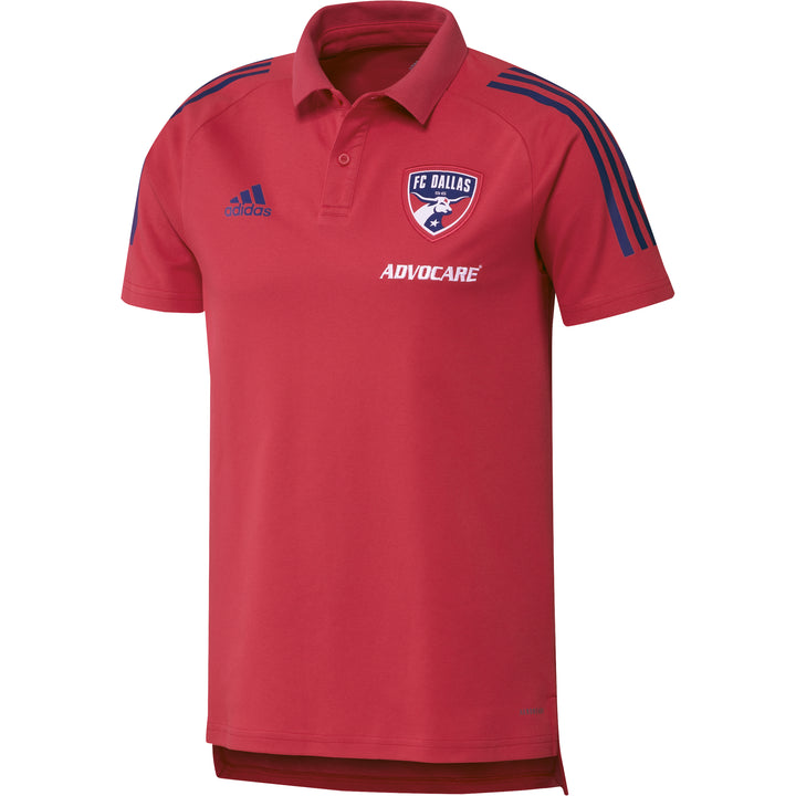 FC Dallas Coaches Polo - Soccer90