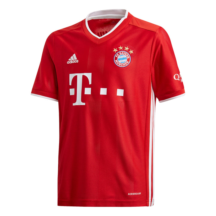 20/21 Youth FC Bayern Munich Home Jersey - Soccer90