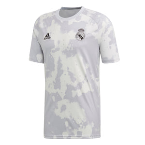 Real Madrid Prematch Jersey - Soccer90