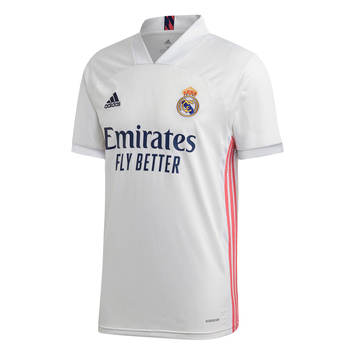 20/21 Real Madrid Home Jersey - Soccer90