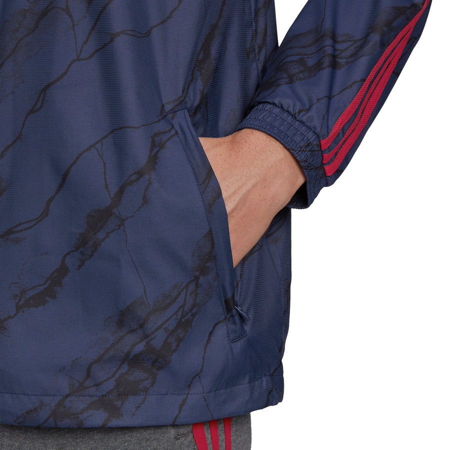 Arsenal Windbreaker - Soccer90