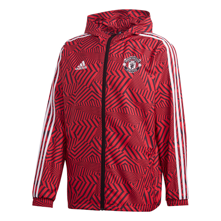 Manchester United Windbreaker - Soccer90