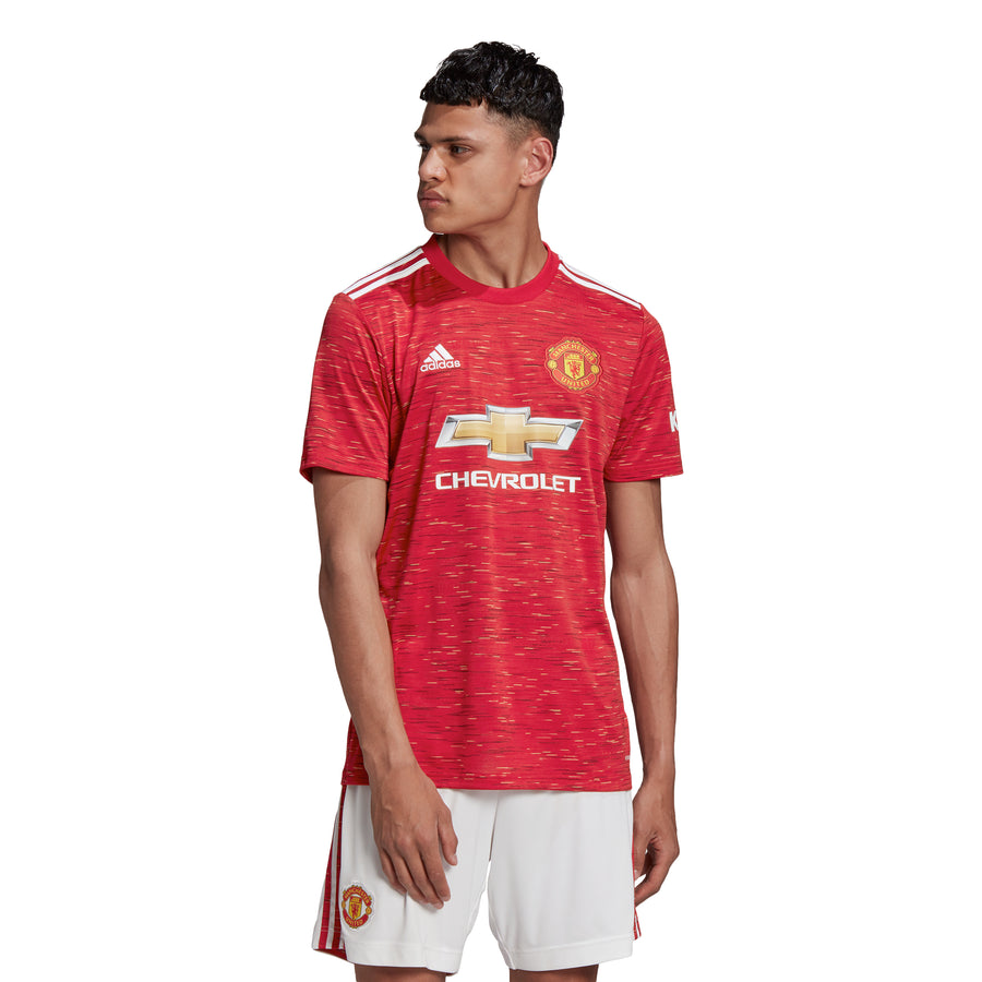 20/21 Manchester United Home Jersey - Soccer90