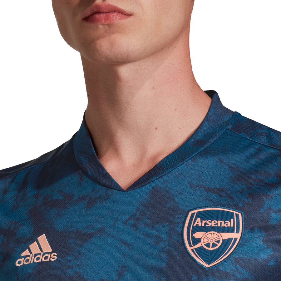 20/21 Arsenal 3rd Jersey - Soccer90