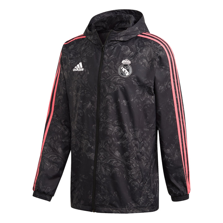 Real Madrid Windbreaker - Soccer90