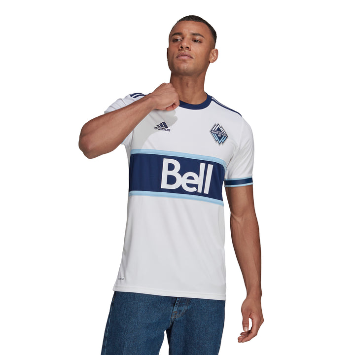 21 Vancouver Whitecaps Primary Jersey - Soccer90