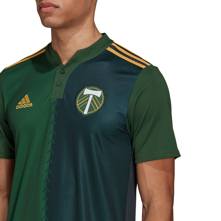 21 Portland Timbers Primary Jersey - Soccer90