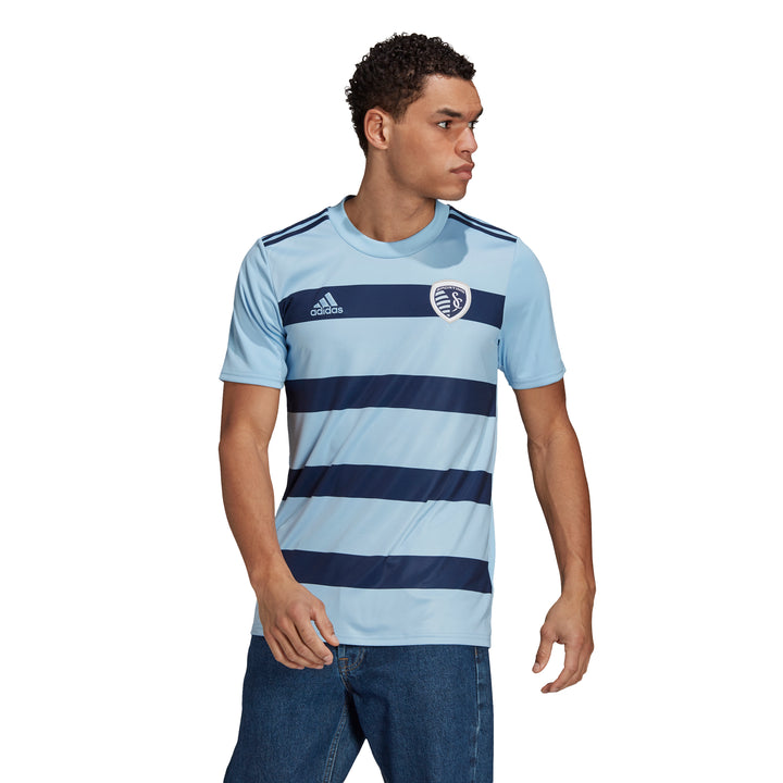 21 Sporting KC Primary Jersey - Soccer90
