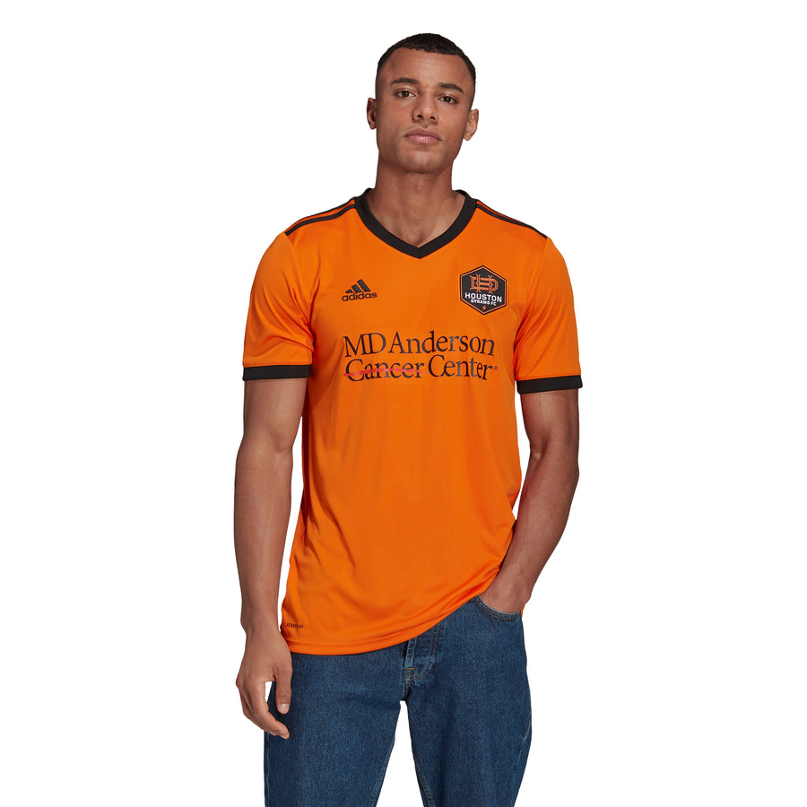 21 Houston Dynamo Primary Jersey - Soccer90