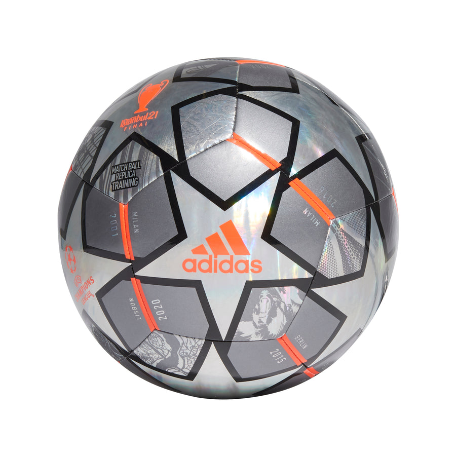 Finale 21 20th Anniversary Hologram Foil Ball - Soccer90