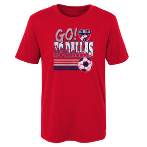 FC Dallas Go Retro Toddler Tee - Soccer90