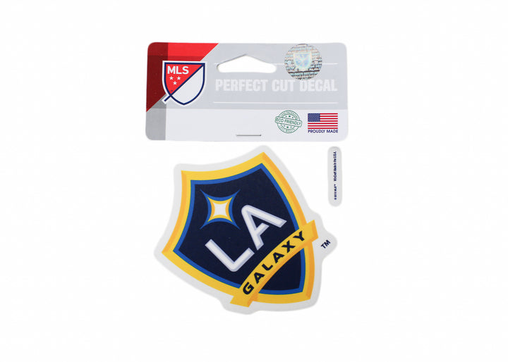 LA Galaxy 4x4 Decal - Soccer90