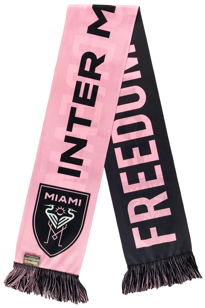 Inter Miami CF Freedom to Dream Scarf - Soccer90