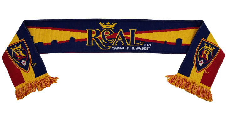 Real Salt Lake Skyline Scarf - Soccer90