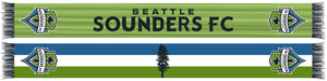 Seattle Sounders Cascadia Jersey Summer Scarf - Soccer90
