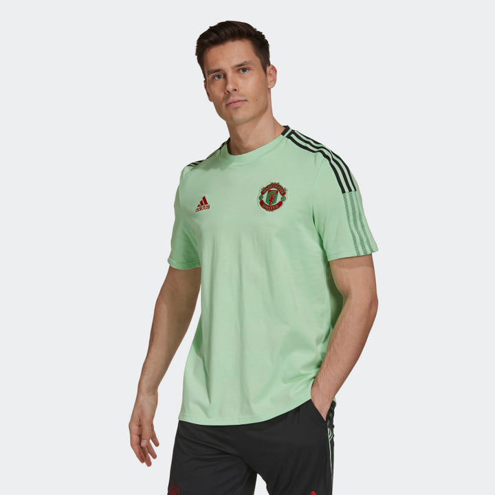 Manchester United Adidas Tee - Soccer90