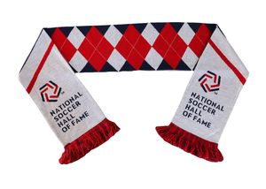 National Soccer Hall of Fame Scarf - Soccer90