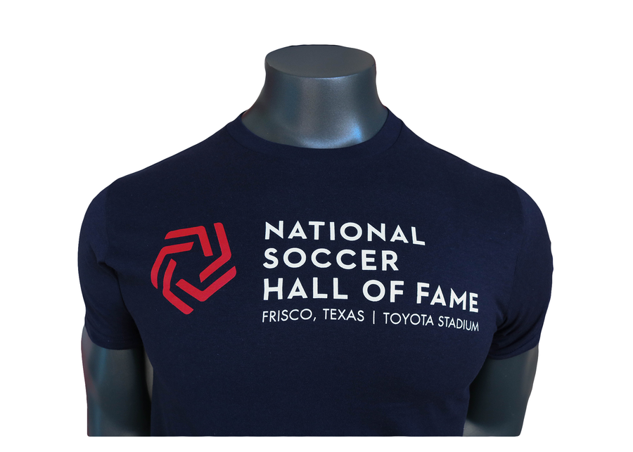 National Soccer Hall of Fame Tee - Soccer90