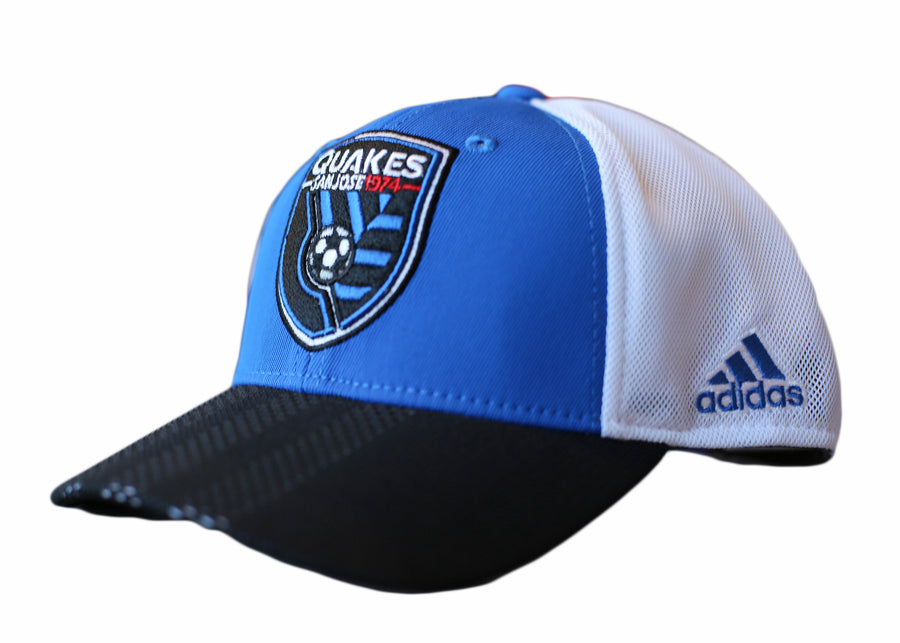 San Jose Quakes Authentic Snapback - Soccer90