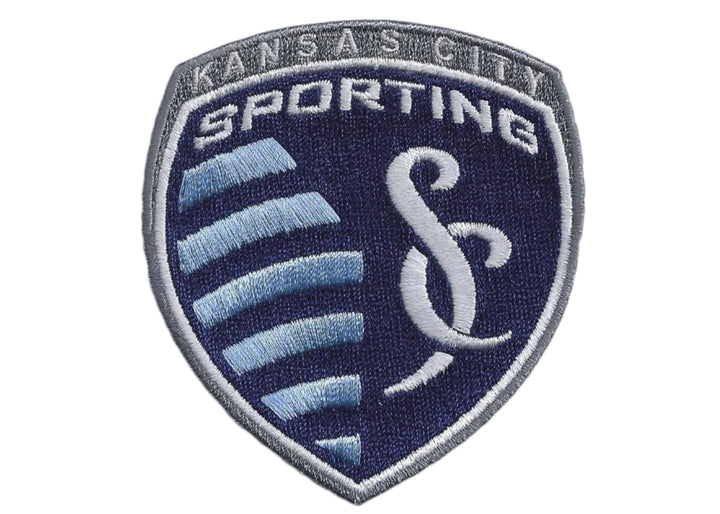 Sporting KC Team Patch - Soccer90