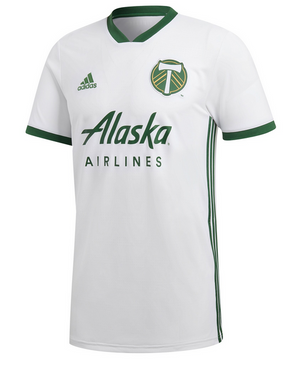 18 Portland Timbers Away Jersey - Soccer90