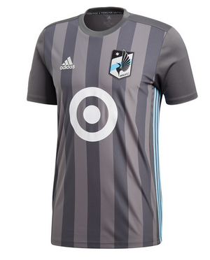 18 Minnesota United Home Jersey - Soccer90