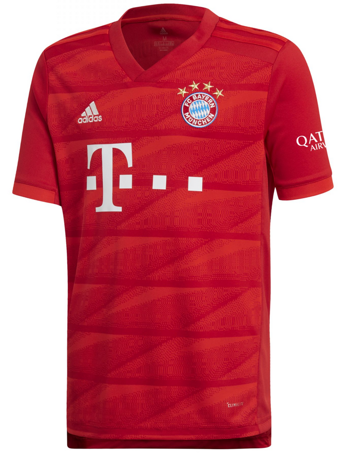 19/20 Youth FC Bayern Munich Home Jersey - Soccer90