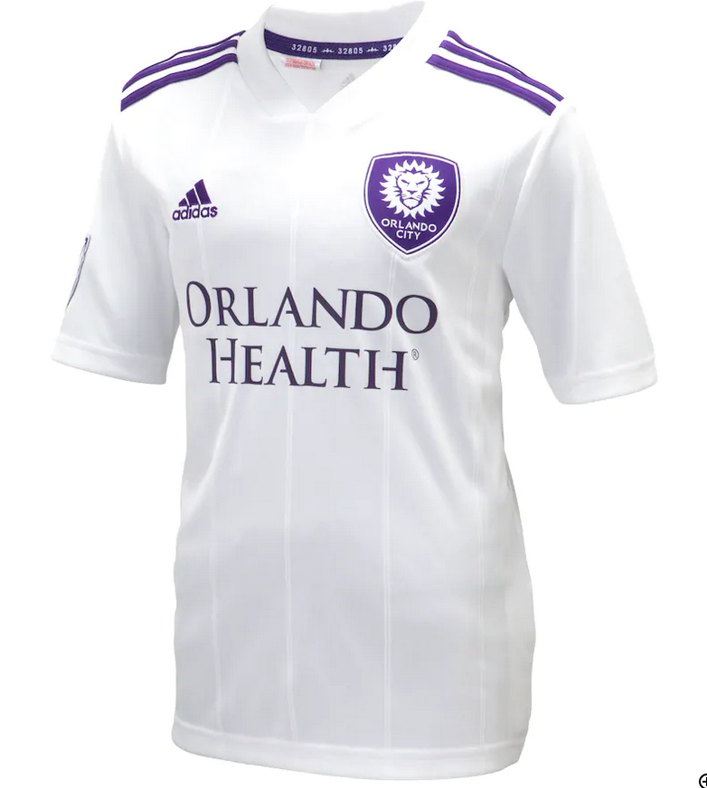 18 Orlando City Second Jersey - Soccer90