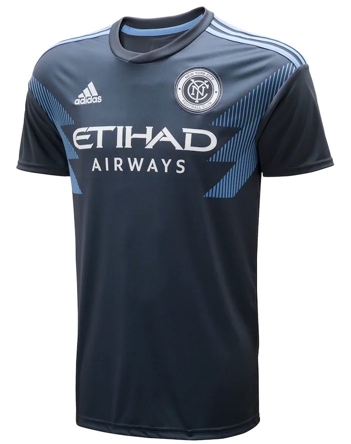 18 NYCFC Secondary Jersey - Soccer90