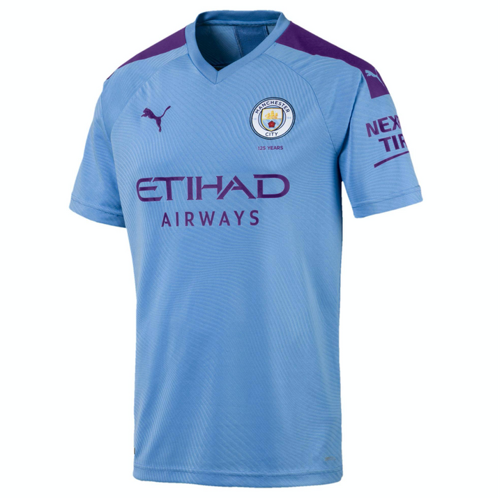 19/20 Manchester City Home Jersey - Soccer90