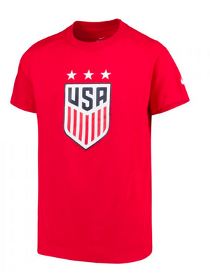 US Soccer Youth Crest Tee - Soccer90