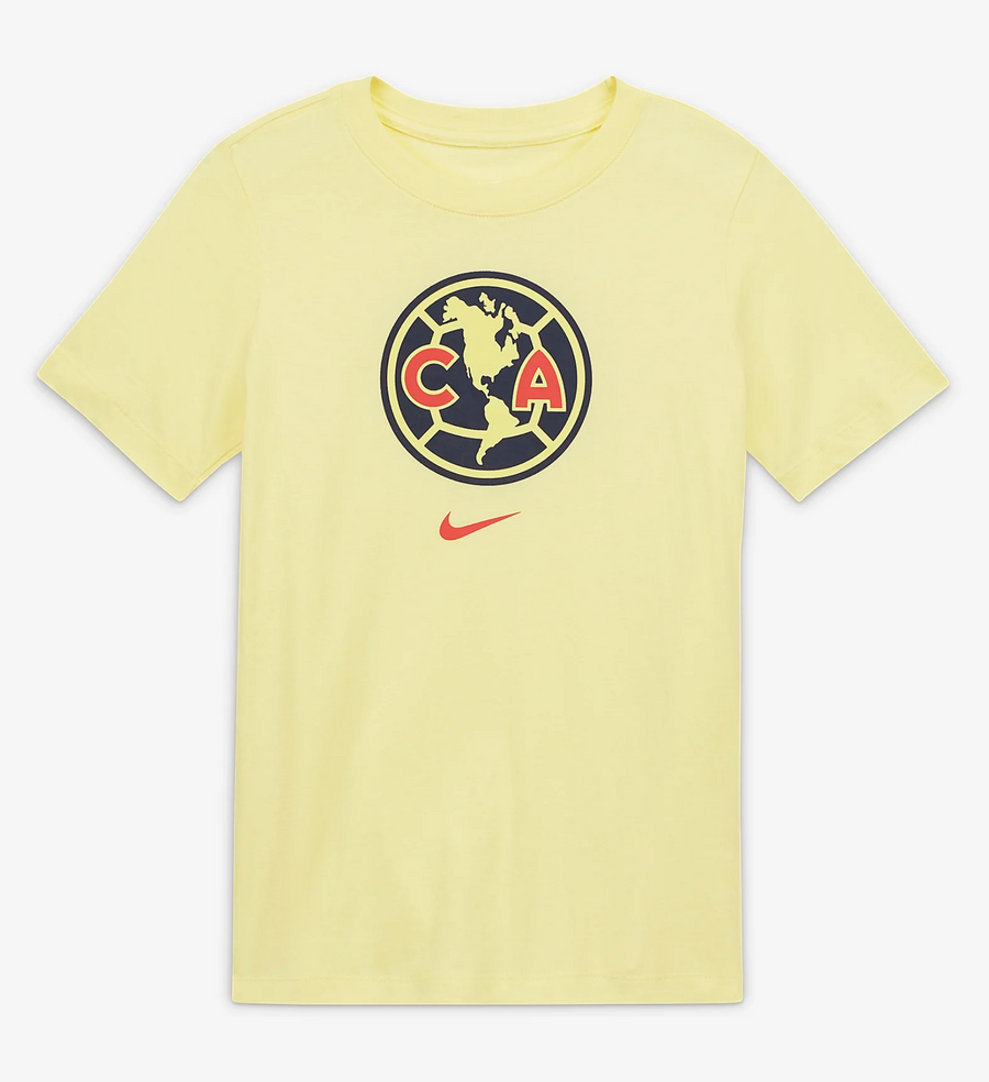 Club America Youth Crest Tee - Soccer90