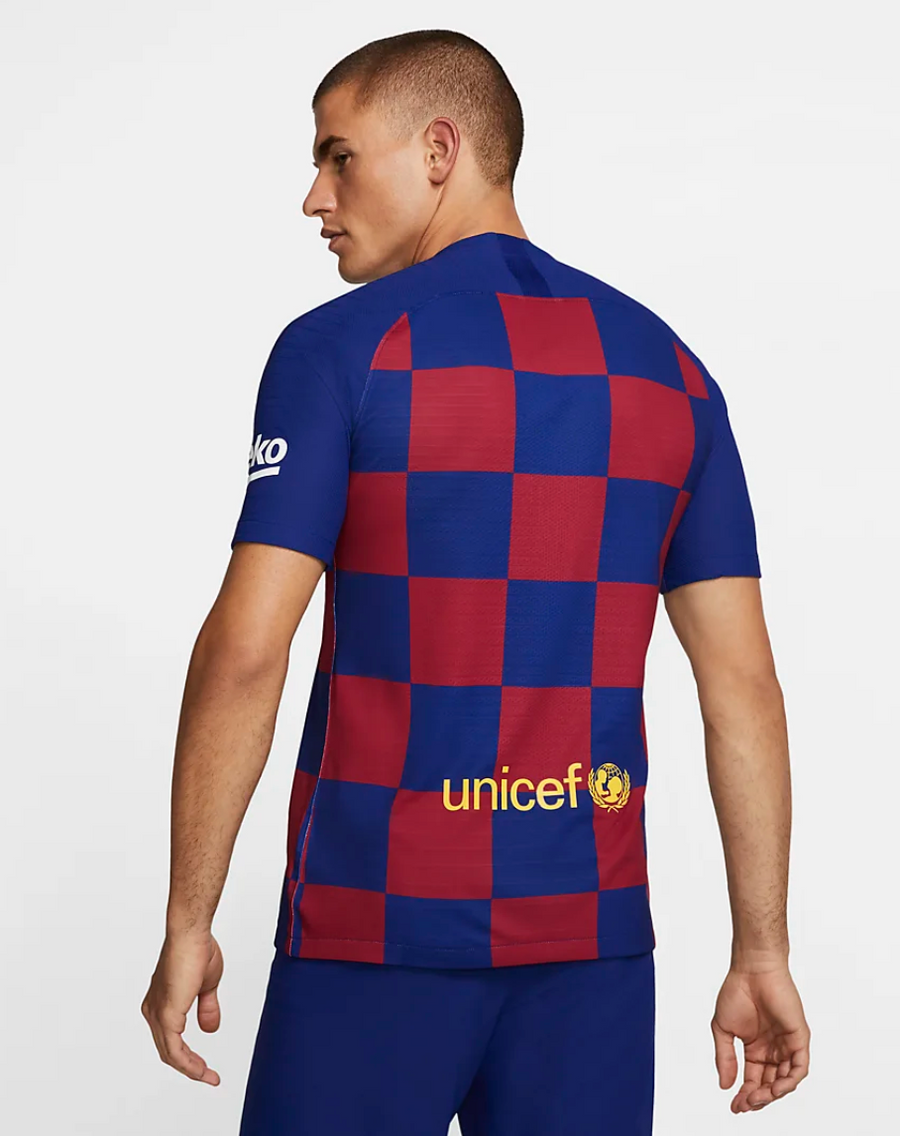 FC Barcelona Home Vapor Authentic Jersey - Soccer90