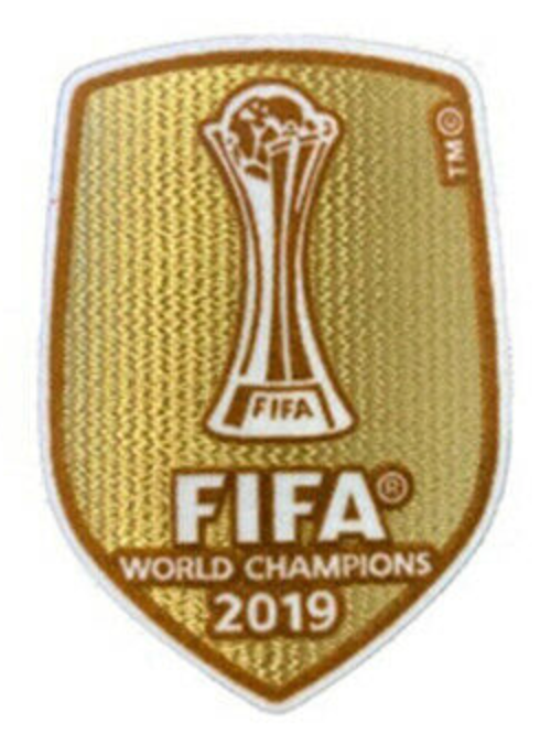 FIFA World Champions Patch 2019 - Soccer90