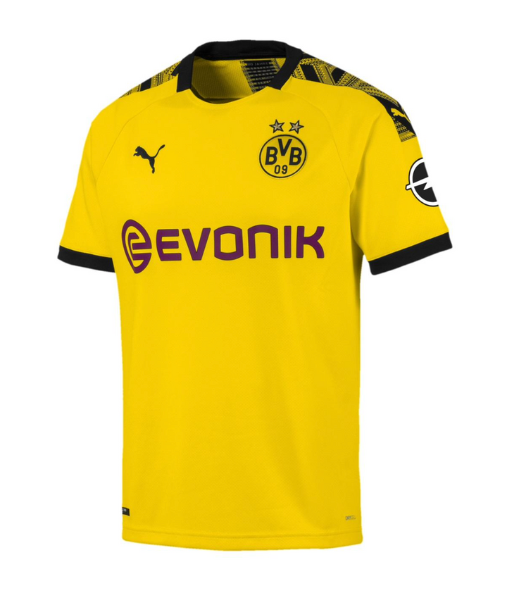 19/20 Youth Borussia Dortmund Home Jersey - Soccer90