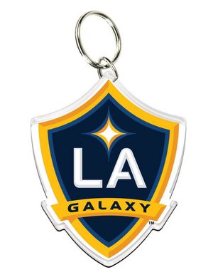 LA Galaxy Premium Key Ring - Soccer90