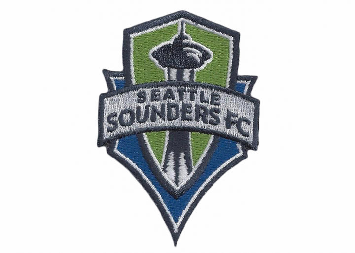 Seattle Sounders Team Patch - Soccer90